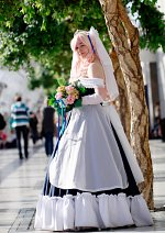 Cosplay-Cover: Sheryl Nome - シェリル・ノーム [Wedding Dress - さよならの翼]