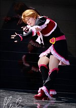Cosplay-Cover: Cure Black [Max Heart]