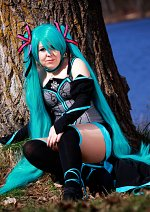 Cosplay-Cover: Miku Hatsune [Synchronicity]