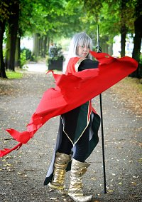 Cosplay-Cover: Riku (Knight Fanart Version)