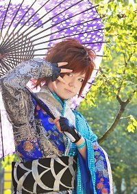 Cosplay-Cover: Senga Kento (Playzone'09 - Inori Performance)