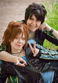 Cosplay-Cover: Senga Kento (Jersey)