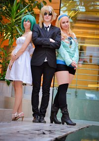 Cosplay-Cover: Brera Sterne [Suit]