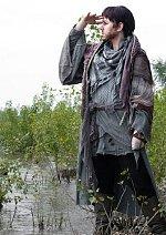 "Cosplay-Cover: Killian Jones ""Captain Hook"" [[Obdachlosen Style]]"