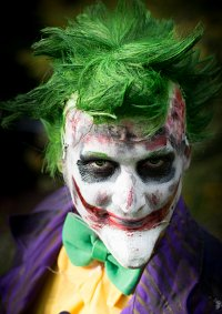 Cosplay-Cover: Joker (Arkham Knight)