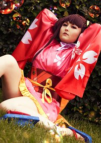 Cosplay-Cover: Mumei [無名]