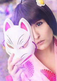 Cosplay-Cover: Tsukihi Araragi [Fire Phoenix]