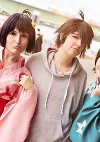 Cosplay-Cover: Araragi-kun
