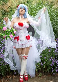Cosplay-Cover: Remilia Scarlet  [Own design]