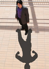 Cosplay-Cover: Dr. Bruce Banner