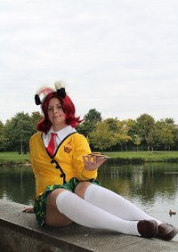 Cosplay-Cover: Kallen (Nunnaly in Wonderland)