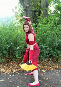 Cosplay-Cover: Suki (Firenation)