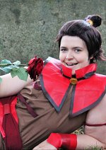 Cosplay-Cover: Sokka [Fire Nation]