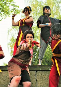Cosplay-Cover: Toph Bei Fong [Feuer]