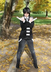 Cosplay-Cover: Death The Kid