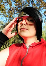 Cosplay-Cover: Sarada Uchiha