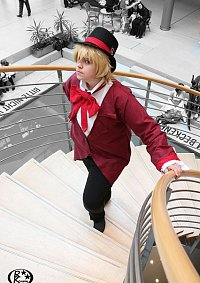 Cosplay-Cover: Tamaki Suo [Mad Hatter]