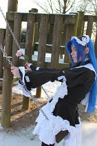 Cosplay-Cover: Too-chan