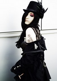 Cosplay-Cover: Asagi - Yami no kuni no Alice