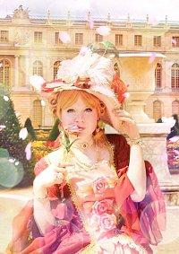 Cosplay-Cover: Marie Antoinette - Pullip / Artbook Version