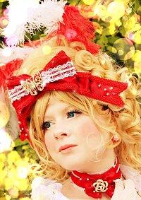 Cosplay-Cover: Marie Antoinette - Maskenball