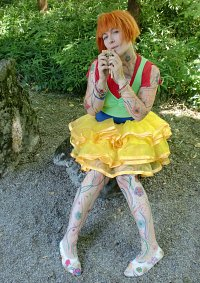 Cosplay-Cover: Papagena