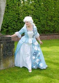 Cosplay-Cover: Prinzessin Wilhelmine von Preußen