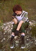 Cosplay-Cover: Rebecca Chambers [S.T.A.R.S.]