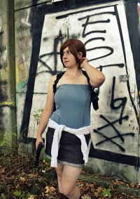 Cosplay-Cover: Jill Valentine [Raccoon City]