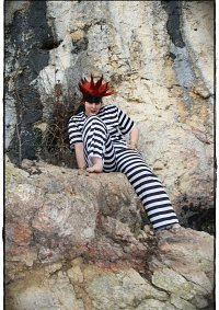 Cosplay-Cover: Eustass Kid [Impel Down Version]