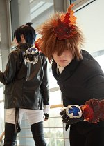 Cosplay-Cover: Sawada Tsunayoshi /Future Arc Choice