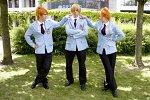 Cosplay-Cover: Kaoru Hitachiin School Uniform