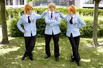 Cosplay-Cover: Kaoru Hitachiin School Uniform
