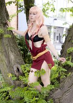 Cosplay-Cover: Sheryl Nome [letzte Mohikaner]