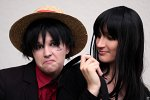 Cosplay-Cover: Monkey D Luffy [Strong World]