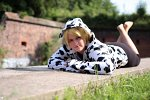 Cosplay-Cover: Cow Junge [Nicklas]