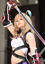 Cosplay-Cover: Milla Maxwell