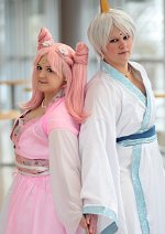 Cosplay-Cover: Helios [Hanfu]