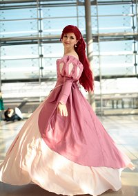 Cosplay-Cover: Ariel (Rosa Dress)