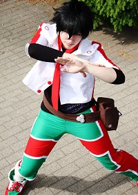 Cosplay-Cover: Daichi