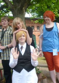 Cosplay-Cover: Hikaru Hitachiin (Sommer Outfit)