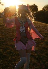 Cosplay-Cover: Sakura (Verwandlung)