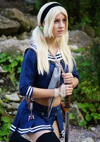 Cosplay-Cover: Babydoll
