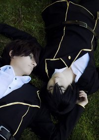 Cosplay-Cover: Lelouch Lamperouge [Schuluniform]