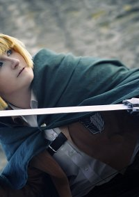 Cosplay-Cover: Armin Alert