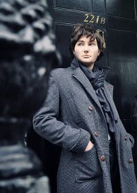 Cosplay-Cover: Sherlock Holmes [BBC]
