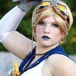 Cosplay: Sailor Uranus - Steampunk Pirate