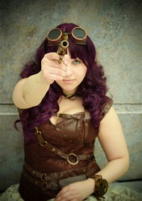 Cosplay-Cover: Steampunk