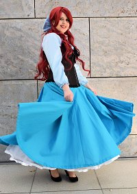 Cosplay-Cover: Arielle (Disney)