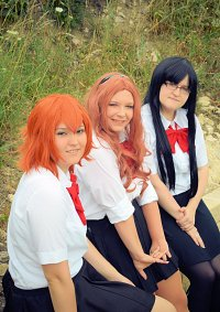 Cosplay-Cover: Sora Takenouchi [Tri Sommerschuluniform]